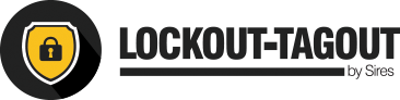 Lockout-Tagout, LOTO by Sires Logo